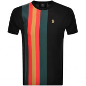 Product Image for Luke 1977 Verti Tour Stripe T Shirt Black