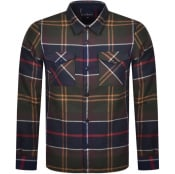 Product Image for Barbour Cannich Overshirt Jacket Navy