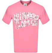 Product Image for Billionaire Boys Club Arch Logo T Shirt Pink