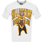 Product Image for Billionaire Boys Club Bear Logo T Shirt White