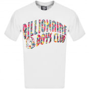 Product Image for Billionaire Boys Club Confetti Logo T Shirt White