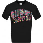 Product Image for Billionaire Boys Club Confetti Logo T Shirt Black