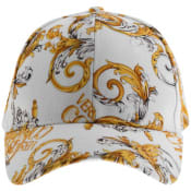 Product Image for Versace Jeans Couture Logo Cap White