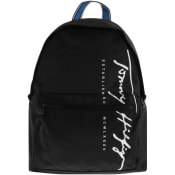 Product Image for Tommy Hilfiger Signature Backpack Black