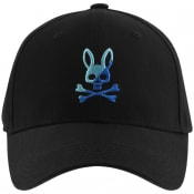 Product Image for Psycho Bunny Classic Logo Baseball Cap Black