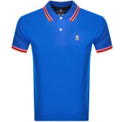 Product Image for Psycho Bunny Crossgate Polo T Shirt Blue
