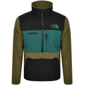 Product Image for The North Face Steep Tech Half Zip Fleece Green