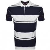 Product Image for BOSS Pavel Polo T Shirt Navy
