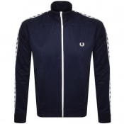 Product Image for Fred Perry Full Zip Track Top Blue