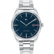 Product Image for Tommy Hilfiger Theo Watch Silver