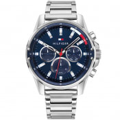 Product Image for Tommy Hilfiger Mason Chronograph Watch Silver