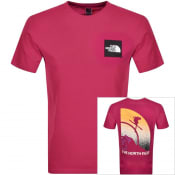 Product Image for The North Face Snow Maven T Shirt Purple