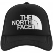 Product Image for The North Face Logo Trucker Cap Black