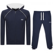 Product Image for BOSS Bodywear Lounge Tracksuit Navy