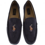 Product Image for Ralph Lauren Dezi V Slippers Navy