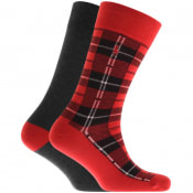 Product Image for Ralph Lauren Two Pack Socks Red