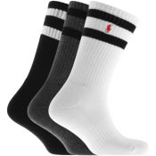 Product Image for Ralph Lauren Three Pack Socks