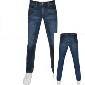 Product Image for Diesel Thommer Slim Fit Jeans Blue