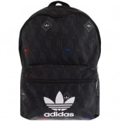 Product Image for adidas Originals Monogram Backpack Black