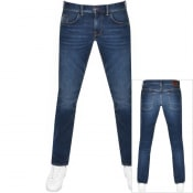 Product Image for Tommy Hilfiger Denton Straight Fit Jeans Blue