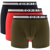 Product Image for Tommy Hilfiger Underwear 3 Pack Trunks Khaki