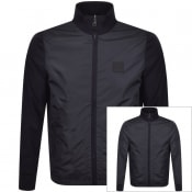 Product Image for BOSS Scavo 08 Reversible Jacket Navy