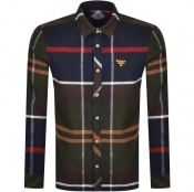 Product Image for Barbour Beacon Broad Shirt Green