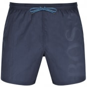 Product Image for BOSS Orca Swim Shorts Navy