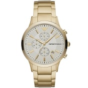 Product Image for Emporio Armani AR11332 Watch Gold