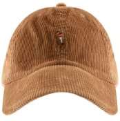 Product Image for Ralph Lauren Corduroy Baseball Cap Brown