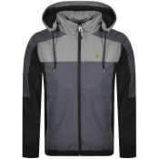 Product Image for Luke 1977 Brownhills Benyon Hooded Jacket Grey