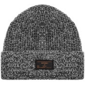 Product Image for Superdry Stockholm Knit Beanie Hat Black