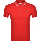 Product Image for Lacoste Sport Polo T Shirt Red