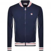 Product Image for Fila Vintage Baranci Piped Classic Track Top Navy