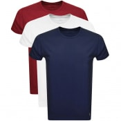 Product Image for Lyle And Scott Lounge Three Pack T Shirts