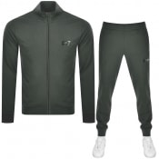 Product Image for EA7 Emporio Armani Core ID Tracksuit Green