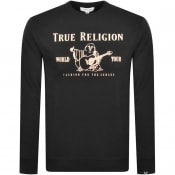 Product Image for True Religion Chad Core Sweatshirt Black