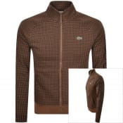 Product Image for Lacoste Live Logo Jacket Brown