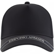 Product Image for Emporio Armani Baseball Logo Cap Navy