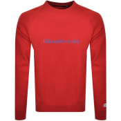 Product Image for Billionaire Boys Club Logo Sweatshirt Red