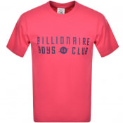Product Image for Billionaire Boys Club EU Logo T Shirt Pink