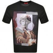 Product Image for HUGO Danberra T Shirt Black