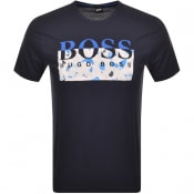 Product Image for BOSS Thady 1 T Shirt Navy