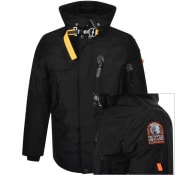 Product Image for Parajumpers Right Hand Base Parka Jacket Black