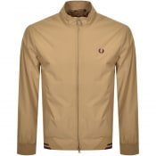 Product Image for Fred Perry Twin Tipped Brentham Jacket Brown