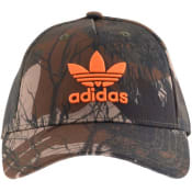 Product Image for adidas Originals Camouflage Cap Green