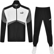Product Image for Puma Retro Tracksuit Black