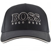 Product Image for BOSS US Baseball Cap Navy