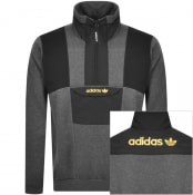 Product Image for adidas Originals Adventure Field Sweatshirt Grey