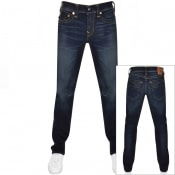 Product Image for True Religion Ricky No Flap Jeans Blue